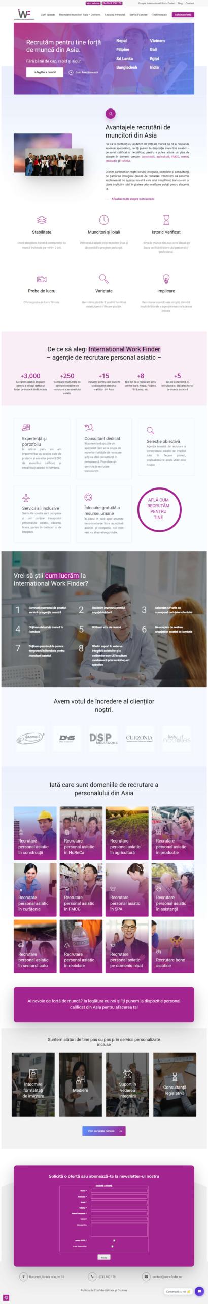 Website IWF