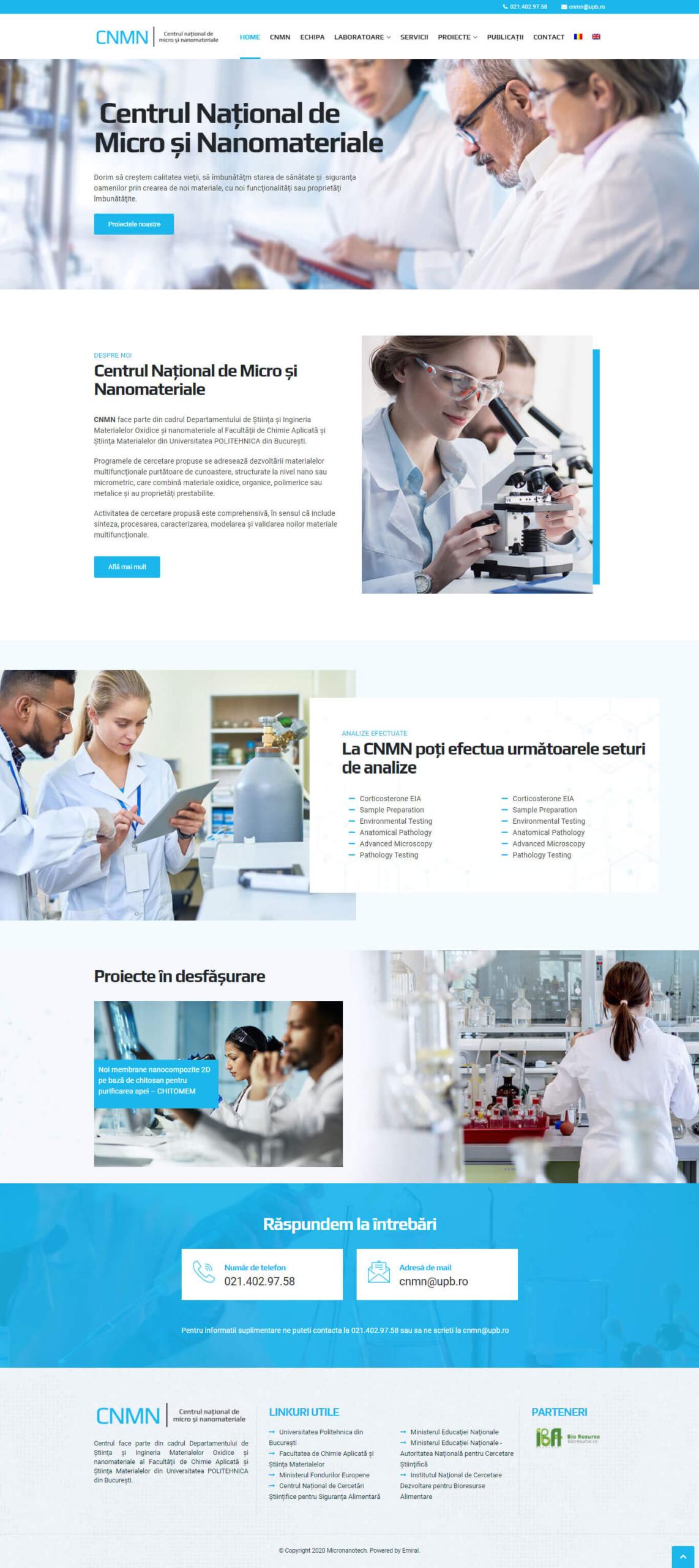 Website CNMN