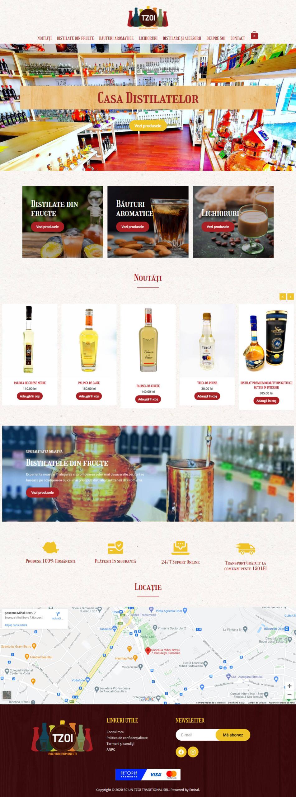 Website Tzoi