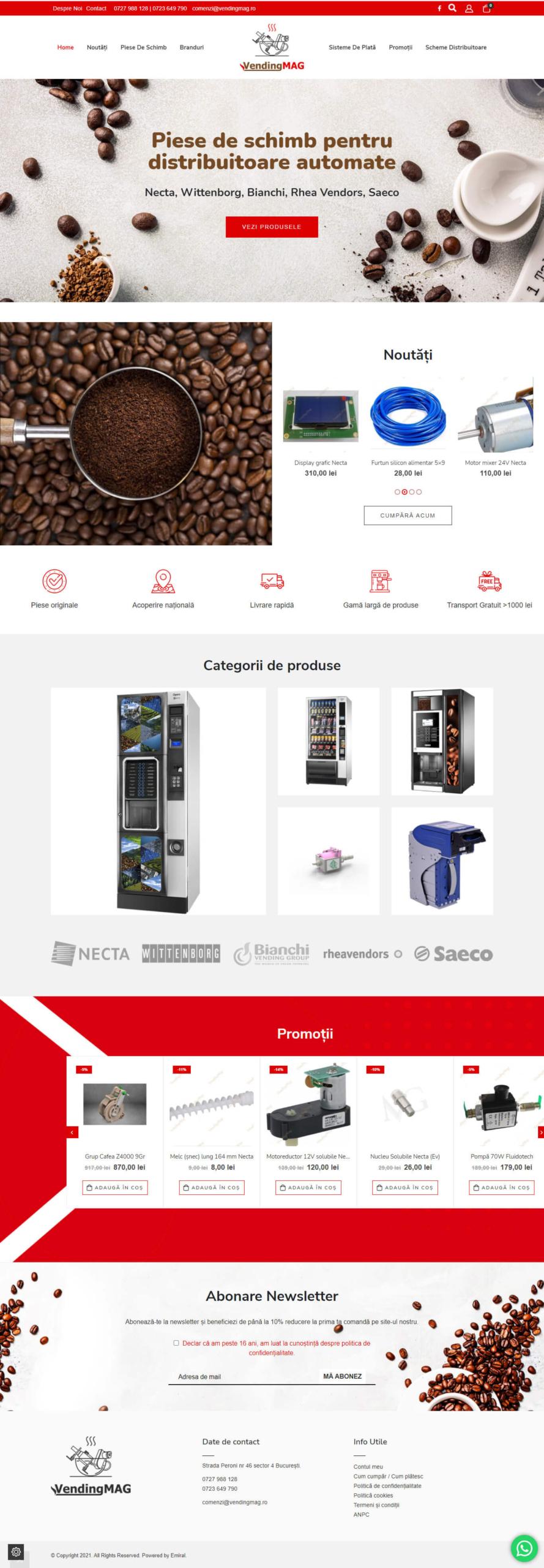 Website VendingMag