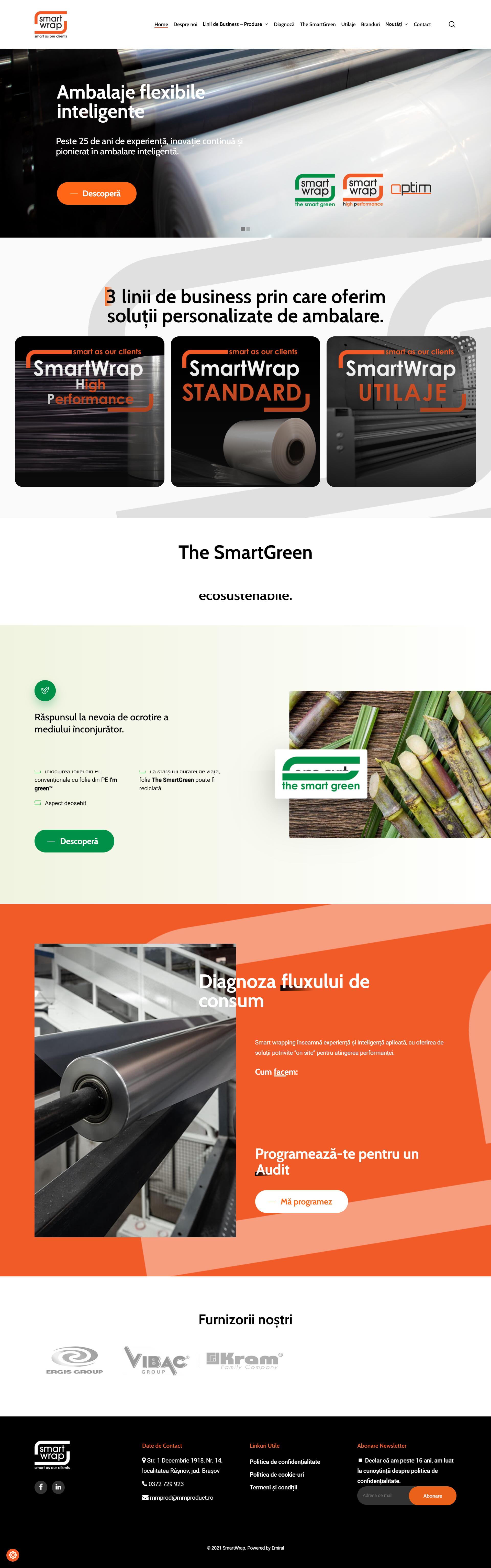 Website Smart Wrap
