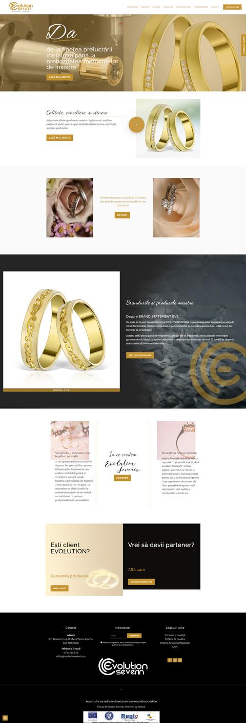 Website Evolution Severin