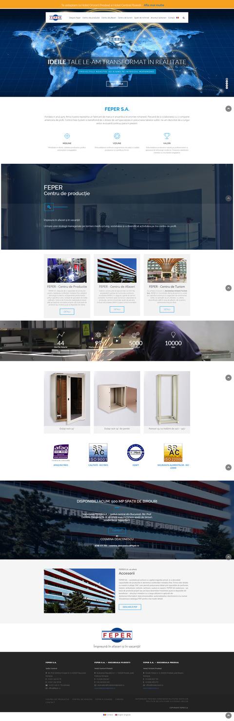 Website Feper