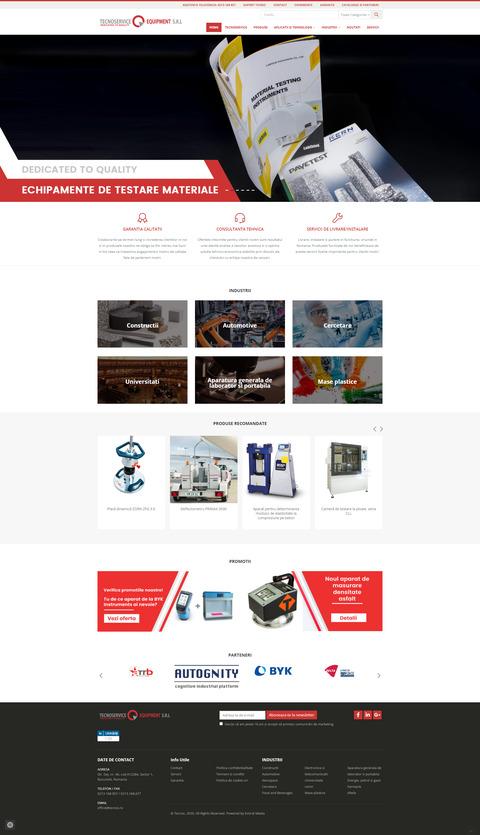Website Tecnos